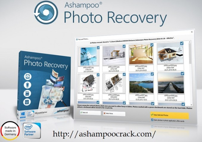ashampoo photo recovery serial key