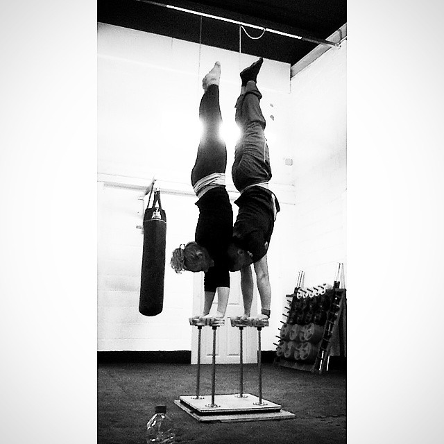 Handstand Love