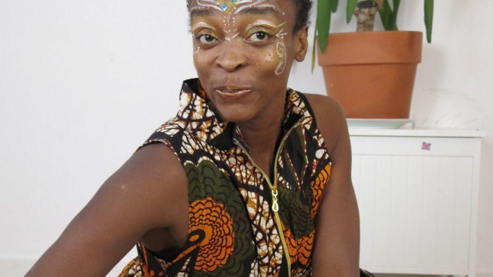 Afro Fee/ Königin Party