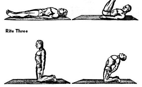 Tibetan Yoga for balance