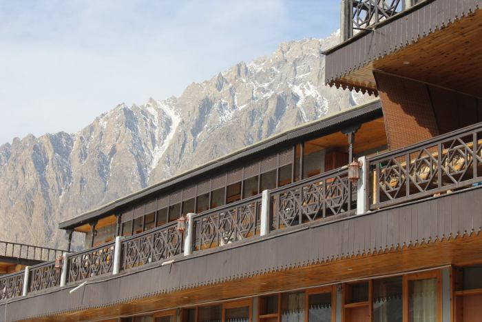 Embassy Hotel, Hunza Valley