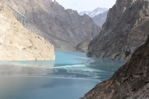Attabad Lake, Gojar Valley, Pakistan