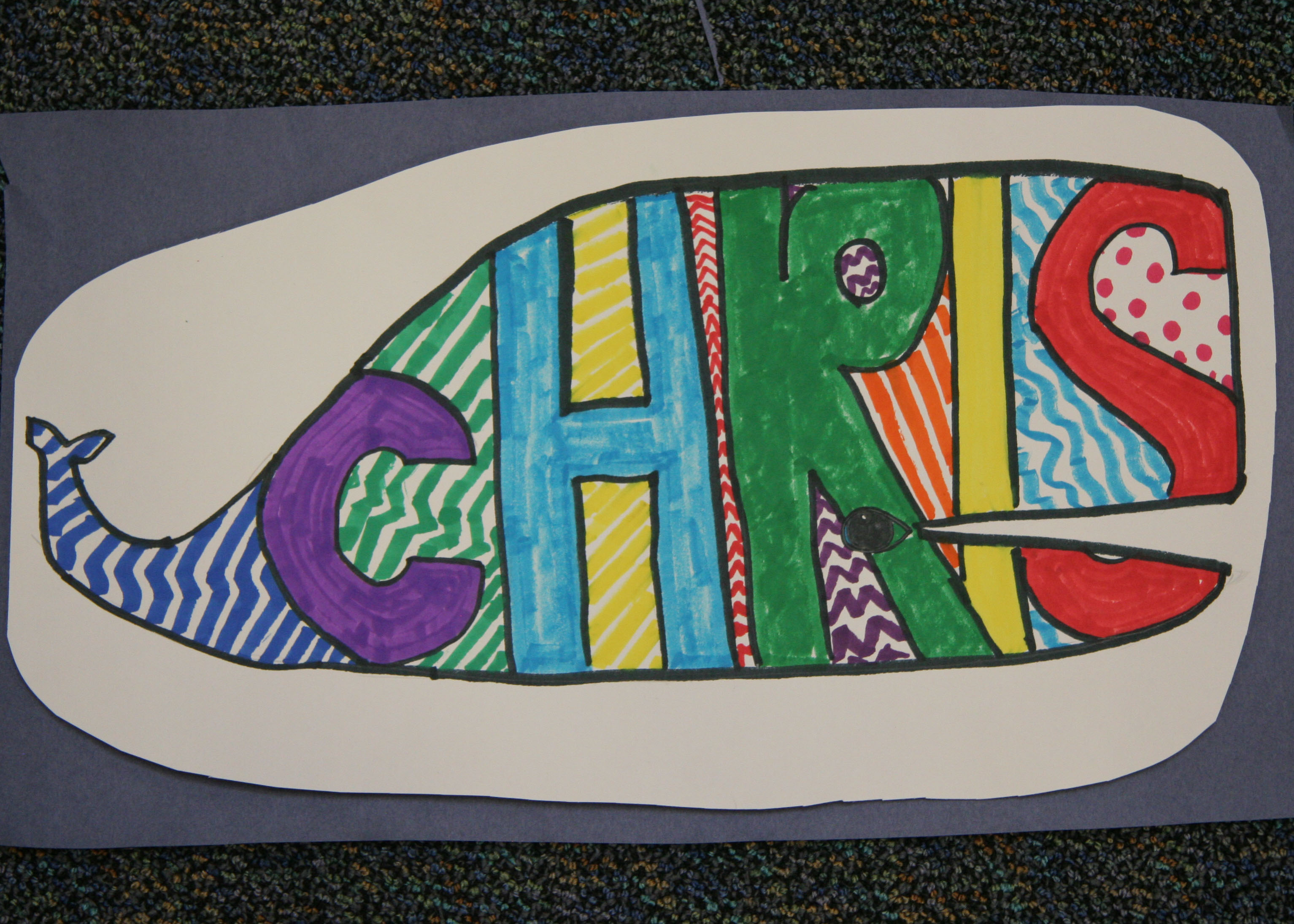 Fun Art Project For 4th Graders
