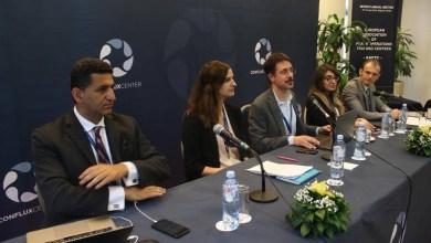 Photo of بلجراد :السفارة المصرية تطرح  تجربة مصر أمام الاجتماع السنوي للرابطة الأوروبية لمراكز التدريب على حفظ السلام