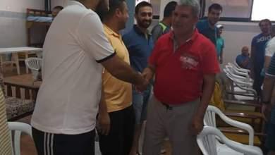 Photo of رئيس قطاع الناشئين لنادى المقاولون العرب يجتمع بالاجهزة الفنية لفرق النادى (ب)