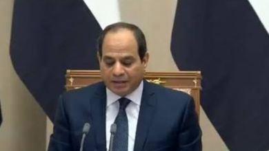 مصر وجنوب أفريقيا اتفقتا على الارتقاء بالعلاقات إلى مستوى التعاون الاستراتيجي