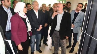 وزيرة الصحة تتفقد التجهيزات الجارية بوحدة طب أسرة قرية الهنادي بأسنا الاقصر