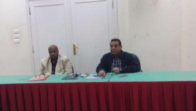 رئيس مدينة الزينية بالأقصر يعقد إجتماعاً لمتابعة شكاوى المواطنين
