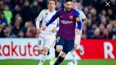 "Photo of تعرف على تشكيل الفريقين "" ريال مدريد – برشلونة """