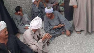 صور: تكدس وتزاحم بين المواطنين في محلية قنا