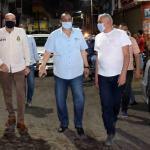سكرتير عام محافظة الأقصر يقود حملة نظافة شاملة لرفع الاشغالات بوسط المحافظة