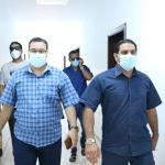 بنغازي / زيارات ميدانية عاجله للوقاية من العدوى/وكالة أنباء الشرق العربى