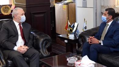 Photo of الرئيس التنفيذي للهيئة العامة للاستثمار يلتقي محافظ الأقصر لتعزيز الإستثمارات
