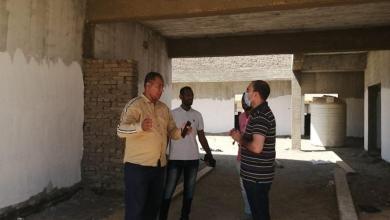 Photo of رئيس مدينة الطود يتفقد أعمال انشاء وإحلال وتجديد عدد من المدارس بقرية العديسات فى الأقصر