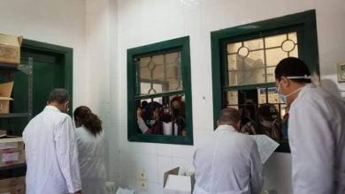 Photo of توقيع الكشف الطبي علي 1496 حالة ضمن قافلة بقرية جبل الطير بالمنيا