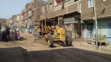Photo of صور ..استلام طريق طراد النيل الاقصر العشى الى الشركة الوطنية للطرق