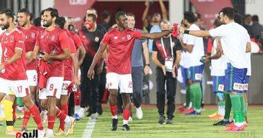 Photo of توج الاهلى بطل الدورى رغم التعادل مع مصر المقاصه0-0