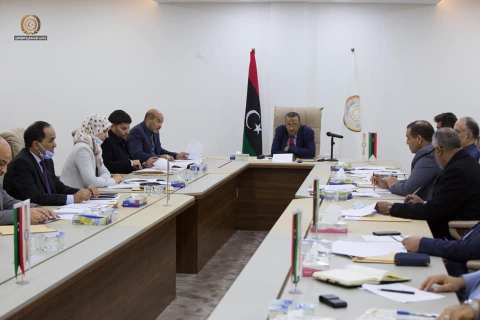 مجلس وزراء الحكومة الليبية يعتمد ترقيات الاستحقاق لضباط هيئة الشرطة من رتبة رائد فما فوق