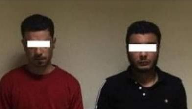 ضبط عاطلين وبحوزتهما 8 طرب حشيش قبل توزيعها على عملائهم في المنصورة