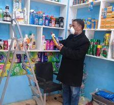 حملة تموينية للتلاعب بالأسعار باجا بالدقهلية