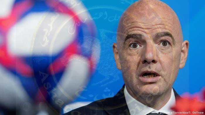 رئيس نادي ريال مدريد الإسباني يتحدى رئيس الاتحاد الدولي !!