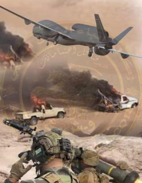 استهداف سلاح الجو الملكي لزعيم المرتزقة إبراهيم غالي