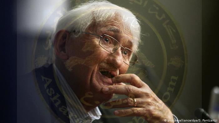 الفيلسوف الألماني يورجن هابرماس يرفض جائزة الشيخ زايد للكتاب بقيمة ربع مليون يورو