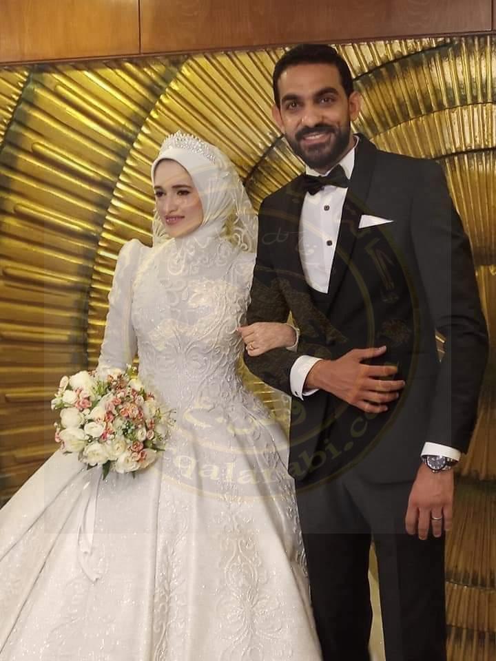 زفاف احمد حسن طلعت علي أميرة علاء الدين