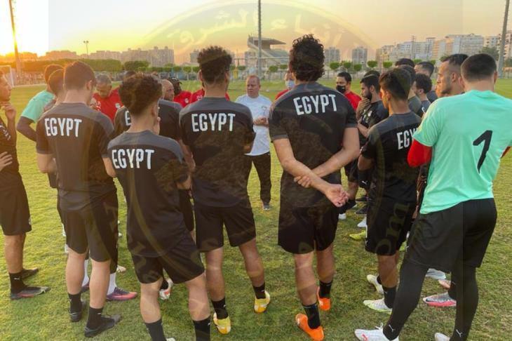 كيف يفكر شوقي غريب لتشكيل مصر الأولمبي أمام إسبانيا؟