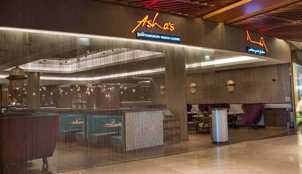 Kuwait  Ashas Restaurants  Spices singing in harmony