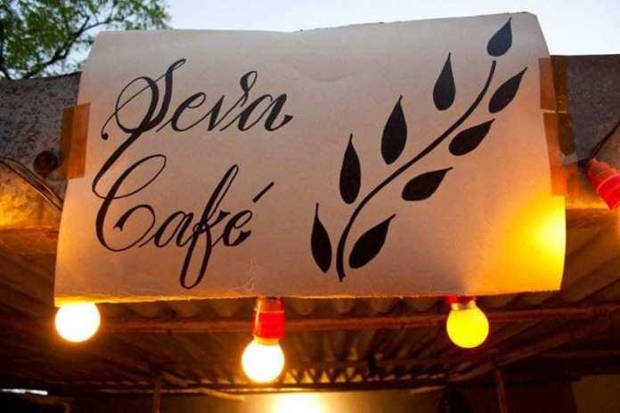 Seva Cafe-Unique equation developed in Ahmedabad