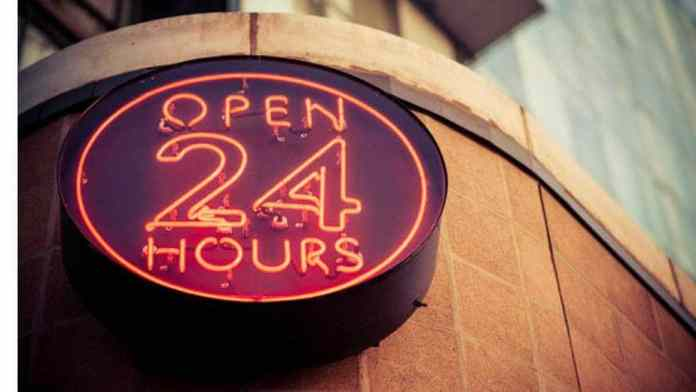 24 Hour Cafes in Ahmedabad