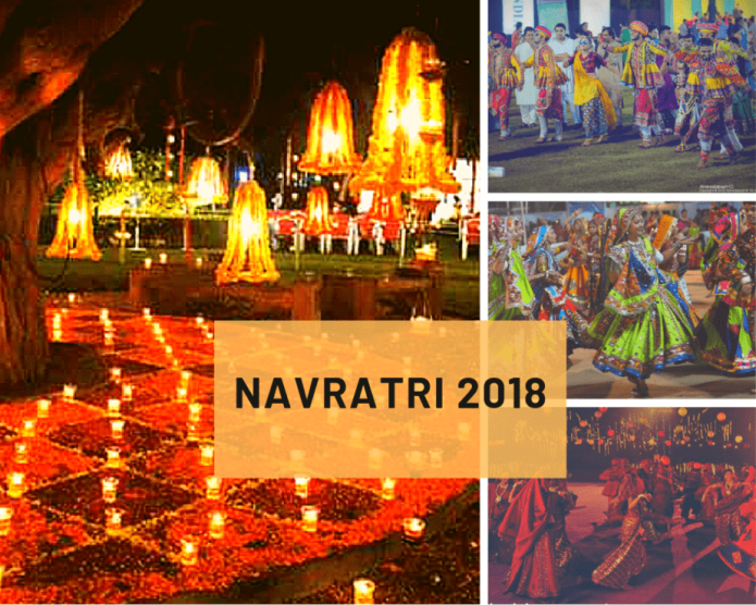 Top go to Navratri Places in Ahmedabad for 2018