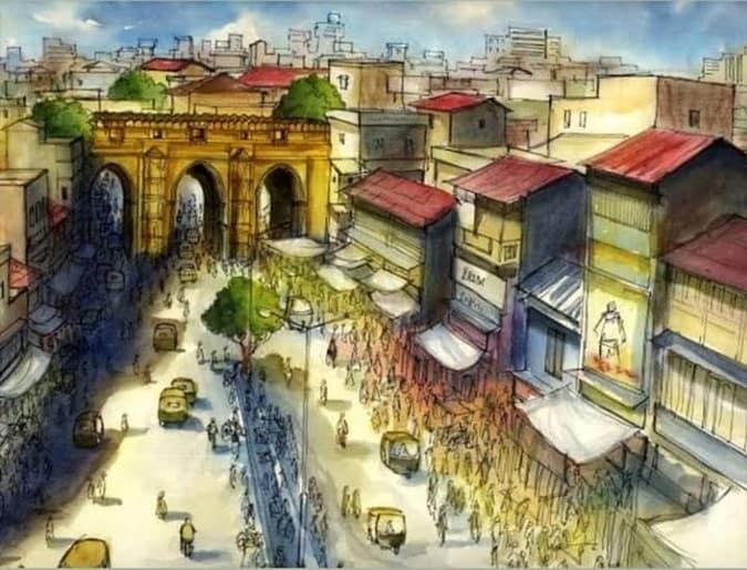 history behind Ahmedabad names