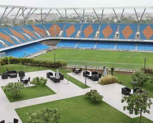 sports culture in Ahmedabad