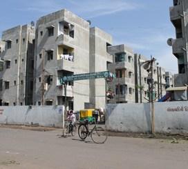 JnNURM Project - Ahmedabad