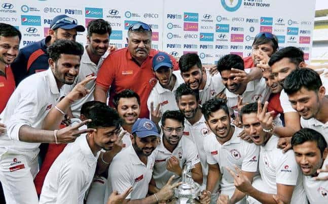 Gujarat Cricket Team