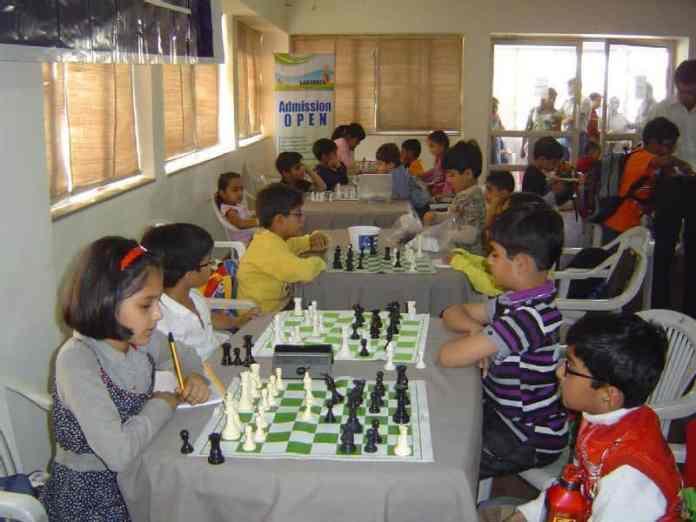 R. K. Choksi School of chess
