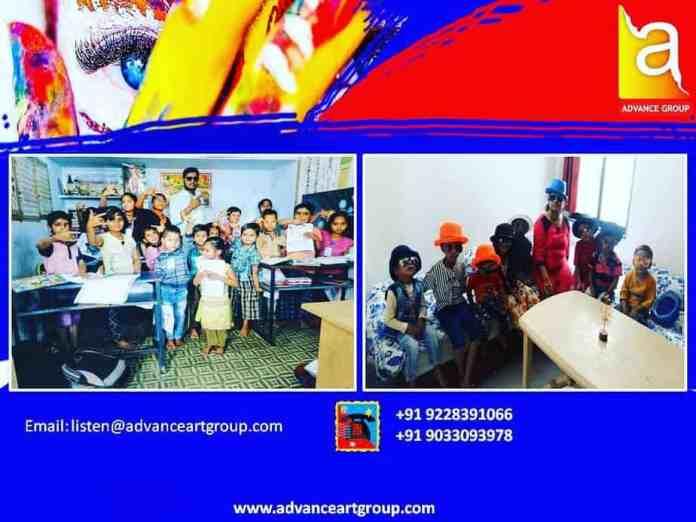 advance art group