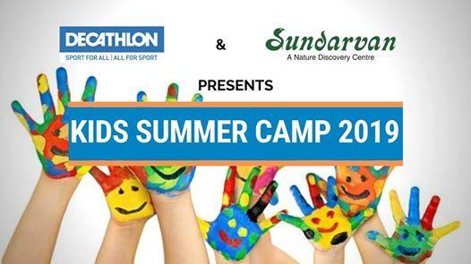 decathlon and sundarvan summer camp