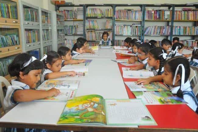 Tiny Tots Kids Library