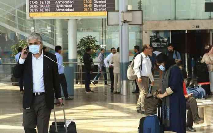Ahmedabad Airport during CoronaVirus