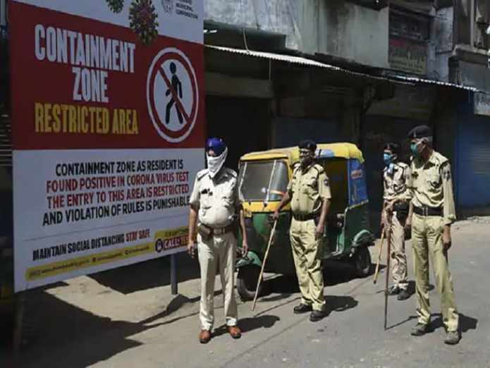 Compiled List of Micro Containment Zones in Ahmedabad