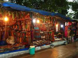 Street Shopping in Ahmedbad