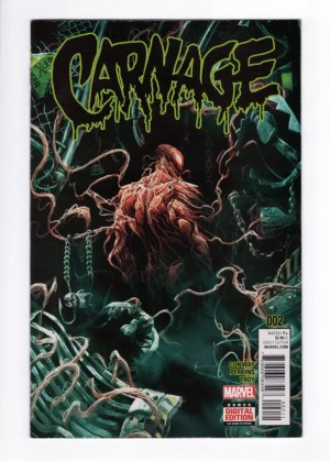 Carnage 2—Front Cover