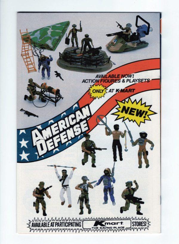 Detective Comics 575—Back Cover