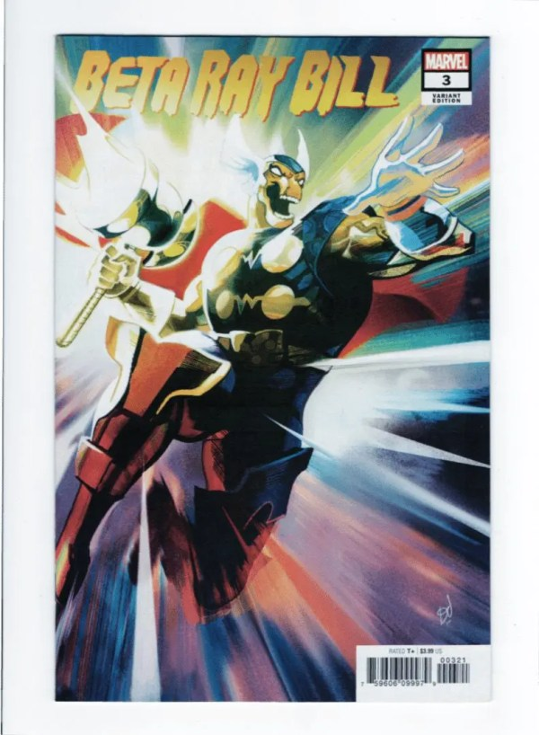 Beta Ray Bill 3 (Cover B)—Front Cover