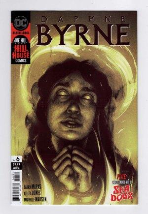 Daphne Byrne 6—Front Cover