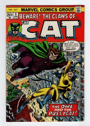 The Cat 2—Front Cover