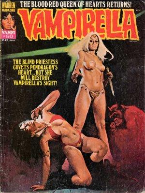 Vampirella 60—Front Cover